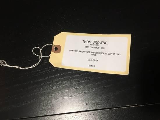 Thom Browne Low Rice Skinny Trouser Last Drop Size US 36 / EU 52 - 10