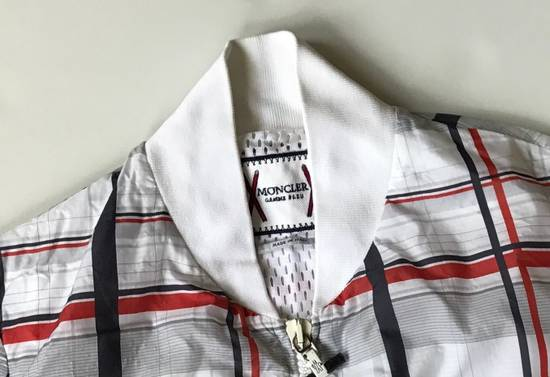 Thom Browne Check Pattern Stadium Jacket Size US S / EU 44-46 / 1 - 1