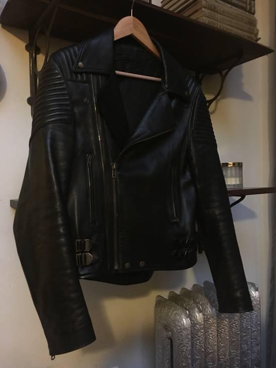 Givenchy Leather Moro Jacket Size US S / EU 44-46 / 1