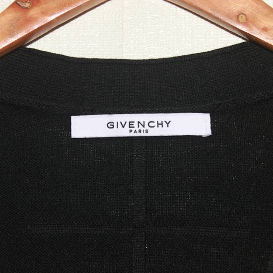 Givenchy Men's Givenchy Love Embroidered Black Cardigan Size S Size US S / EU 44-46 / 1 - 10
