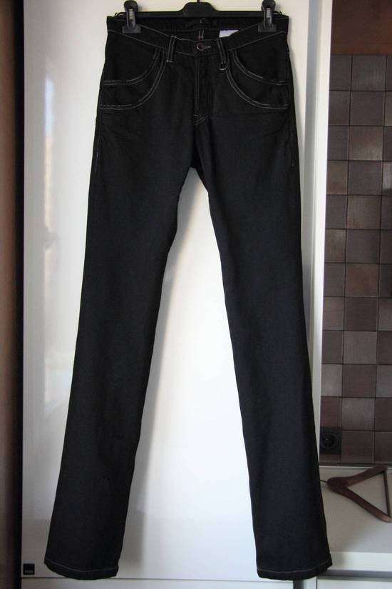 Julius JULIUS_7 COTTON DENIM PANTS SIZE 1 Size US 29