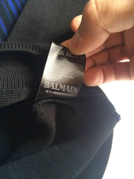 Balmain Balmain $690 Men's Black Sweater Size S Brand New With Tags Size US S / EU 44-46 / 1 - 4