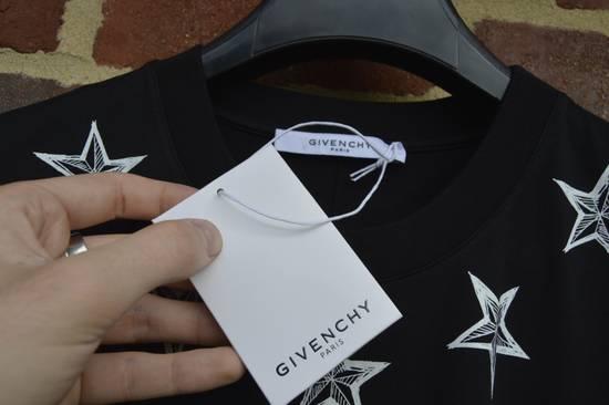 Givenchy Tattoo Stars Print T-shirt Size US L / EU 52-54 / 3 - 5