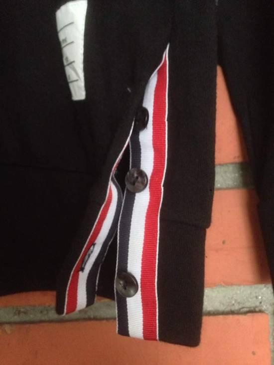 Thom Browne Nice Item !! Black Thom Browne With Stripe Sweatshirt Size US M / EU 48-50 / 2 - 6
