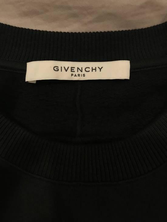 Givenchy GIVENCHY Monkey Brothers cotton-jersey sweatshirt Size US M / EU 48-50 / 2 - 4