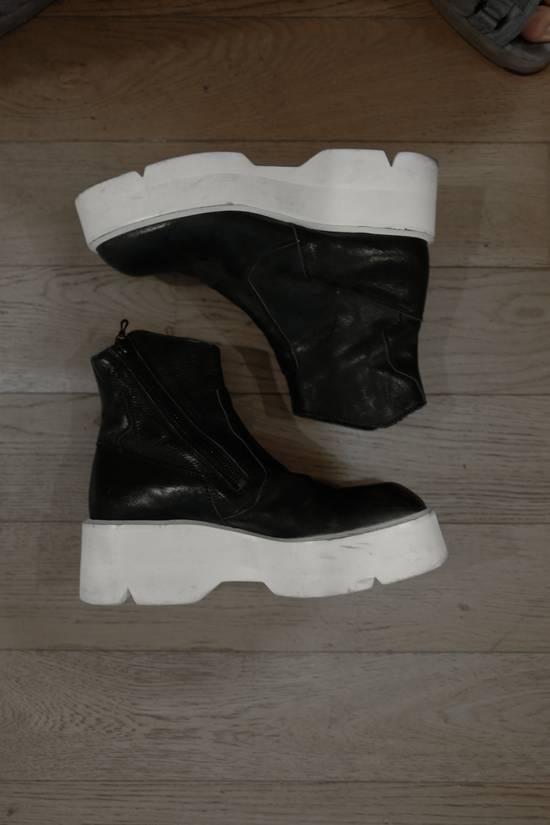 Julius Platform Boots Size US 9.5 / EU 42-43
