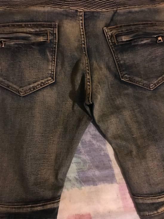Balmain Balmain Biker Jeans Size US 33 - 4