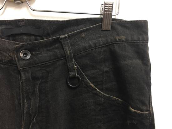 Julius Need Gone Today!! Julius 08 Autumn And Winter Collection J Cut Denim Jeans Size US 36 / EU 52 - 5