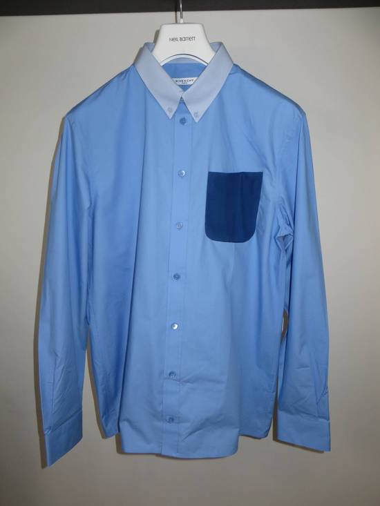 Givenchy Silk pocket shirt Size US L / EU 52-54 / 3