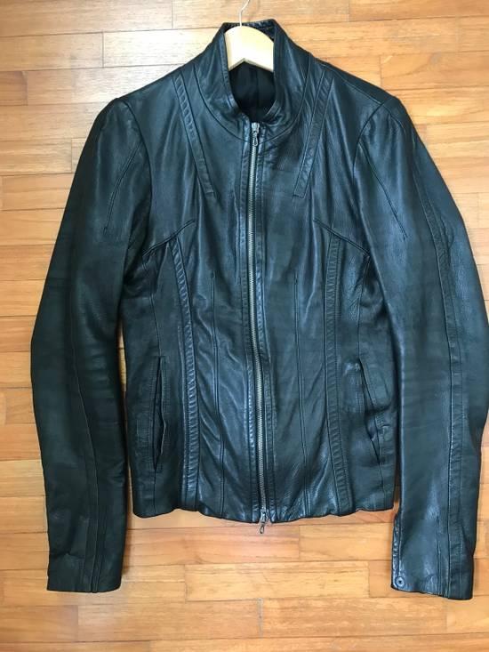 Julius SS12 Edge leather jacket Size US S / EU 44-46 / 1