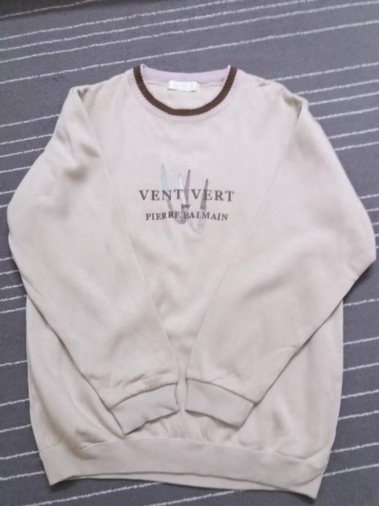 Balmain Vintage Vent Vert Pierre Balmain Spell Out Big Logo !!! Size US L / EU 52-54 / 3 - 2