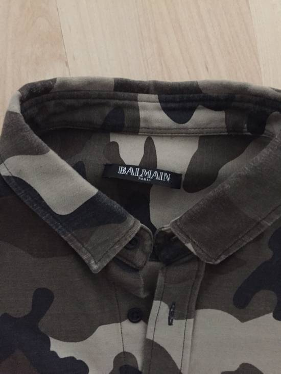 Balmain Army Shirt Size US M / EU 48-50 / 2 - 1