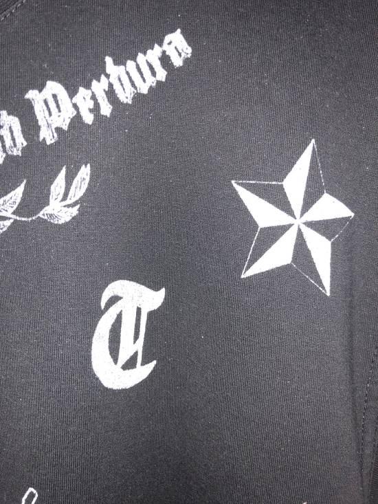 Givenchy ⚫️Givenchy⚪️ Elmiranda Tattoo Gotika Print Cuban Fit T-shirt Size US XL / EU 56 / 4 - 6