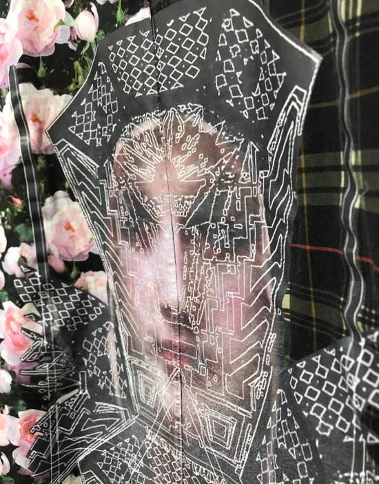 Givenchy Givenchy Floral & Plaid Cuban Fit T-Shirt Size US L / EU 52-54 / 3 - 6