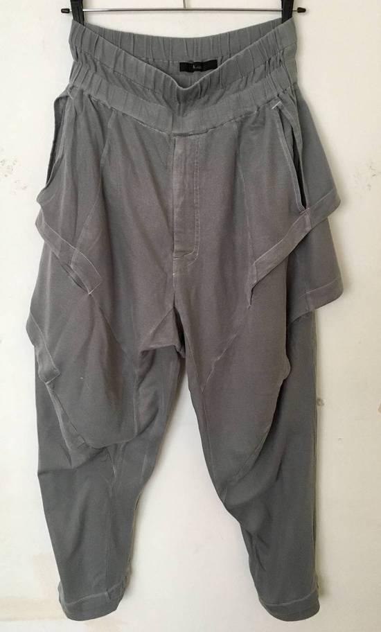 Julius Japan made silk and cotton layered skirted sweatpants Size US 29 - 4
