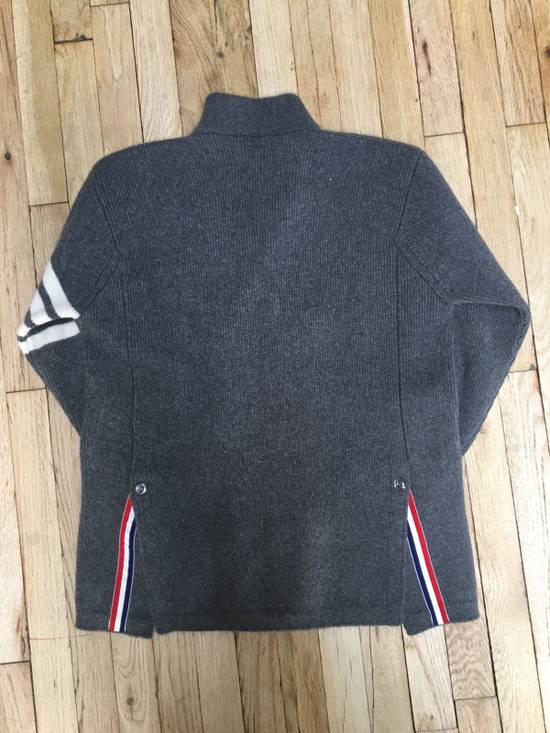 Thom Browne Double Breasted Heavy Cashmere Cardigan Size US XL / EU 56 / 4 - 2