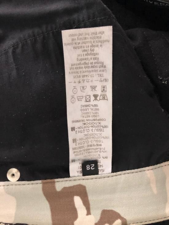 Givenchy SS14 camo/zipper waist Size US 28 / EU 44 - 3