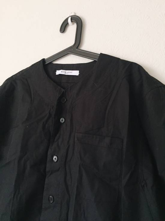 Givenchy Givenchy Black Baseball Top Number 17 Size US M / EU 48-50 / 2 - 2