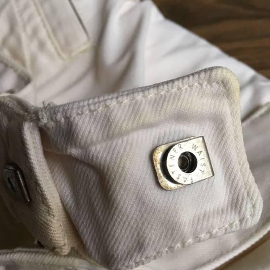 Balmain Balmain White Biker Pants Size US 36 / EU 52 - 4