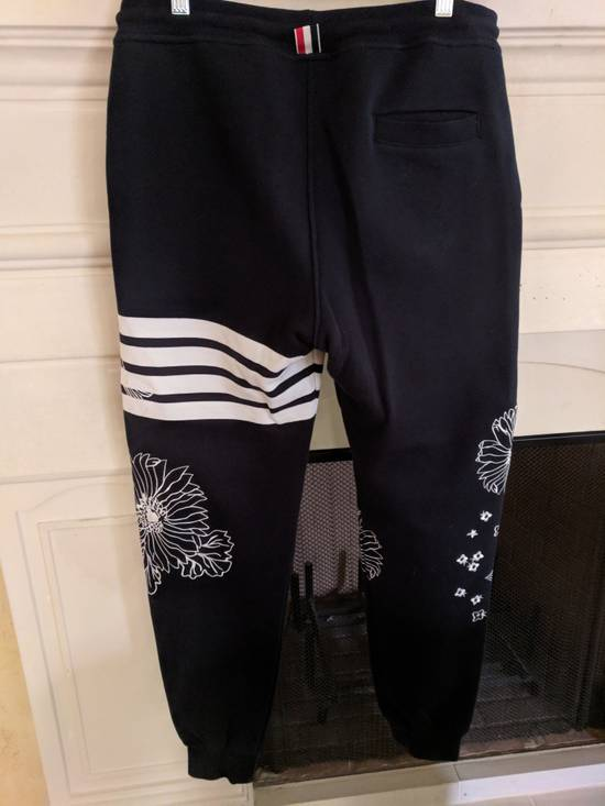 Thom Browne Thom Brown Chrysanthemum and Koi Sweatshirt + Sweatpants (Set) Size US L / EU 52-54 / 3 - 3