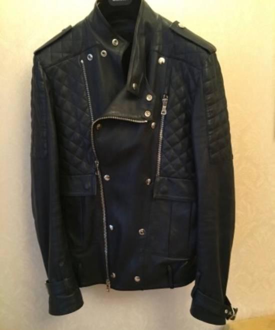 Balmain Balmain Leather Jacket Size US M / EU 48-50 / 2