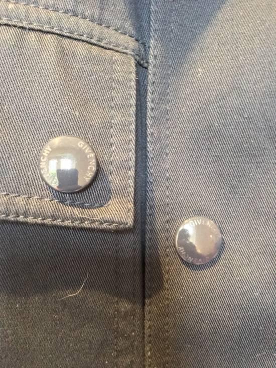Givenchy Rare Two Tone Navy Blue Givenchy Jacket Size US S / EU 44-46 / 1 - 3