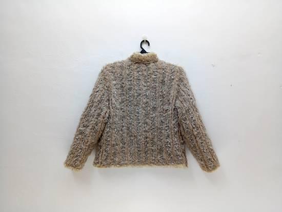 Balmain Vintage Balmain Paris Fur and Silk Reversible Jacket RARE Design Size US L / EU 52-54 / 3 - 1