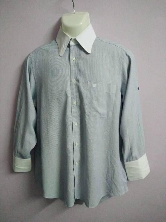 Givenchy Givenchy Oxford Shirt Button Down French Luxury Fashion House Monsieur by Givenchy Clean and Awesome Condition !! Size US L / EU 52-54 / 3 - 7