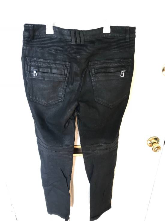 Balmain Biker Denim Size US 33 - 1