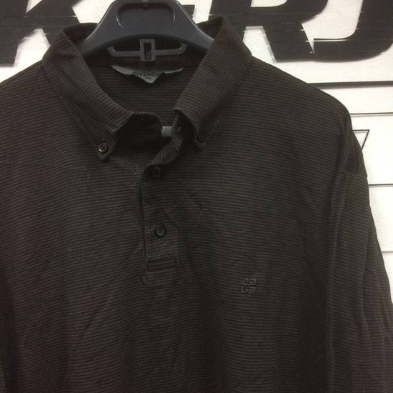 Givenchy Givenchy Long Sleeve Polo Size US L / EU 52-54 / 3