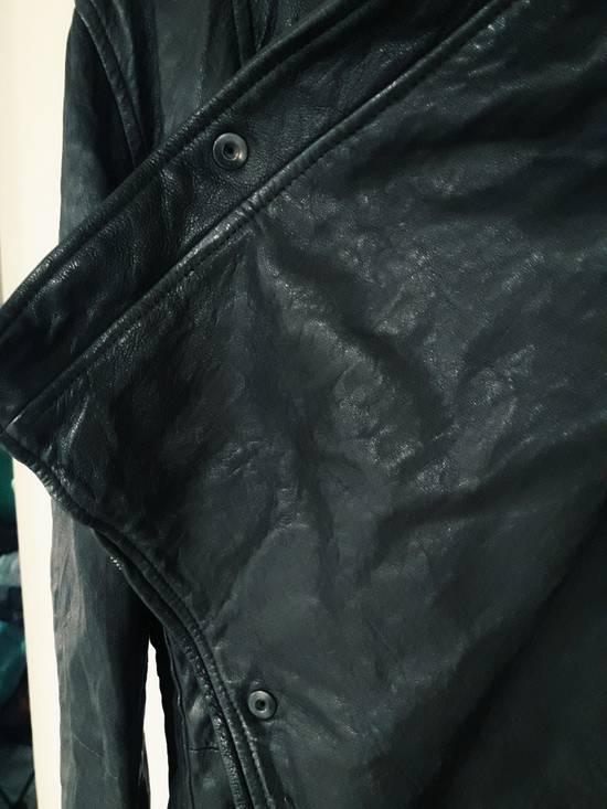 Julius FW11 Runway Thick Lamb Jacket sz2 fits 46-48 Size US S / EU 44-46 / 1 - 5