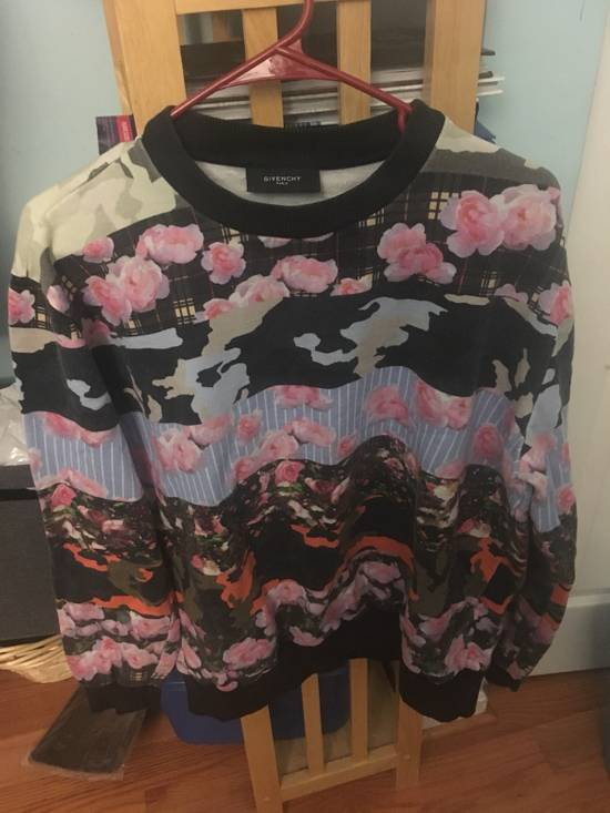 Givenchy Givenchy Floral Sweater Size US L / EU 52-54 / 3