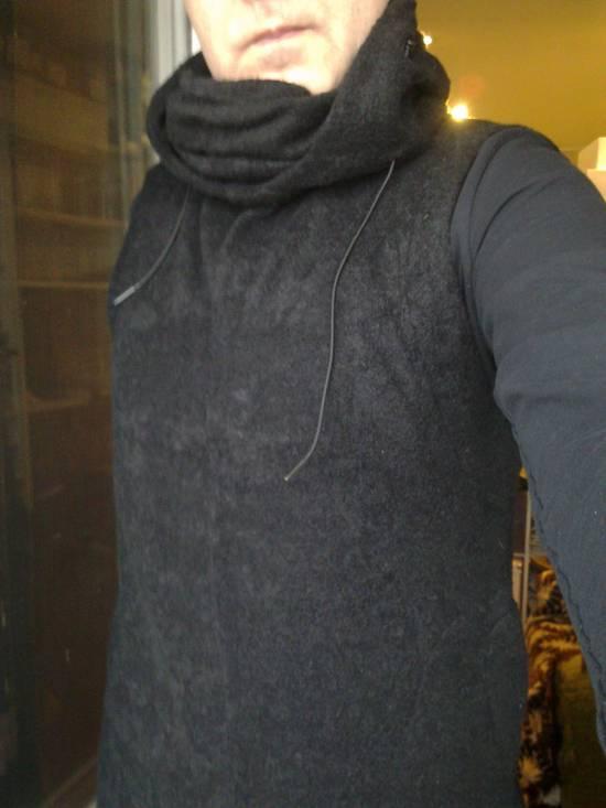 Julius Julius sleeveless sweater with a hood size 3 Size US M / EU 48-50 / 2 - 7