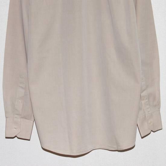 Balmain Vintage Balmain Paris Men's Longsleeve Button Shirt Beige Size M L 39 40 Cotton Size US M / EU 48-50 / 2 - 6