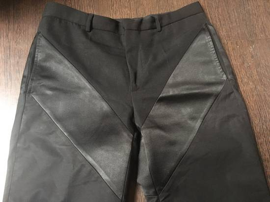 Givenchy Trousers With Silks Bands Size 46S - 1