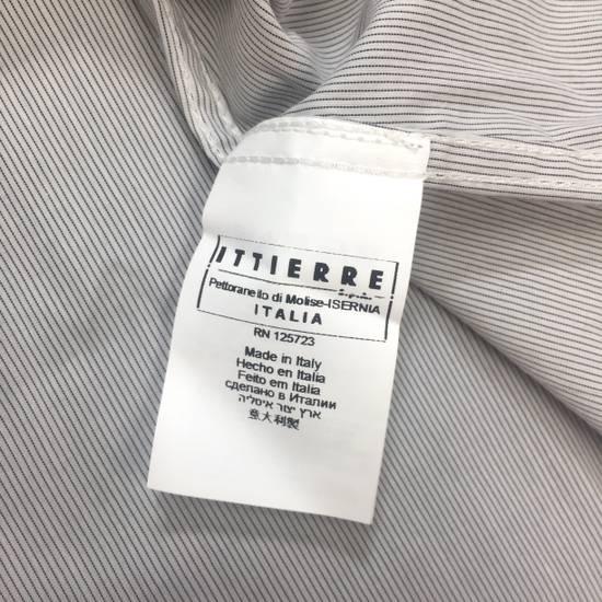 Balmain Fine Stripe Button Down Shirt NWT Size US L / EU 52-54 / 3 - 11