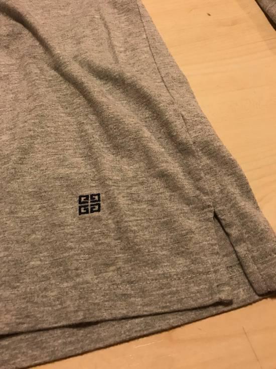 Givenchy Grey Long sleeve V Neck Size US M / EU 48-50 / 2 - 3