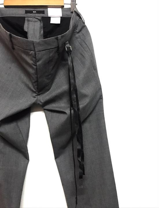 Julius S/S09 MA JULIUS_7 COLLECTION THIN WOOL PANT Size US 32 / EU 48 - 3