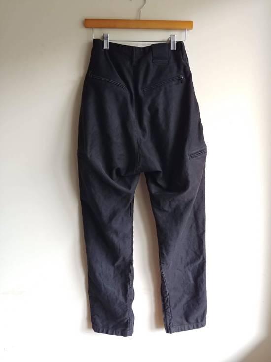 """Julius (Fits 28-32) FW13/14 """"Crack:"""" Zip Pants Size US 30 / EU 46 - 2"""
