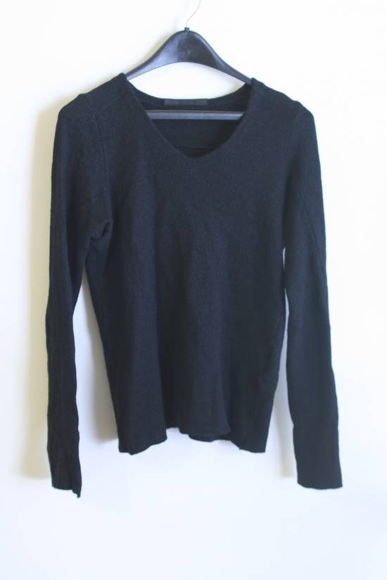 Julius AW12 Cupra/Wool Paneled Sweater Size US XS / EU 42 / 0 - 1