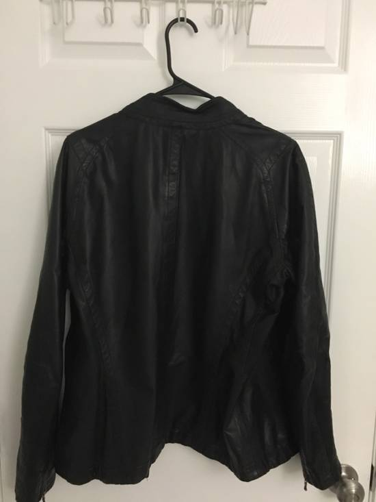 Julius Leather Jacket Size US M / EU 48-50 / 2 - 1