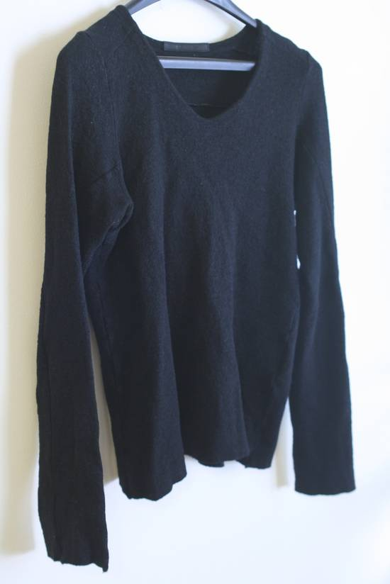 Julius AW12 Cupra/Wool Paneled Sweater Size US XS / EU 42 / 0