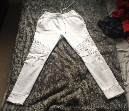 Balmain Balmain Biker Sweatpants Size US 32 / EU 48