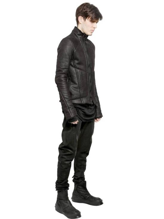 Julius High Neck Shearling Jacket Size US S / EU 44-46 / 1 - 3