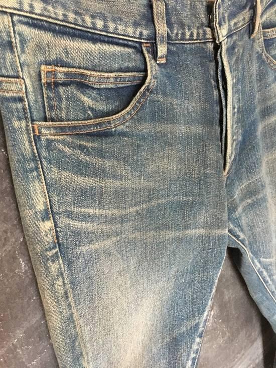 Balmain RARE AW11 Decarnin Balmain Distressed Jeans Size 28 29 30 Size US 28 / EU 44 - 4