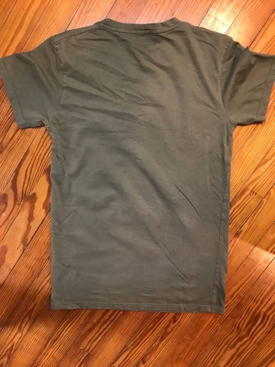 Balmain Army Green T-Shirt Size US S / EU 44-46 / 1 - 2
