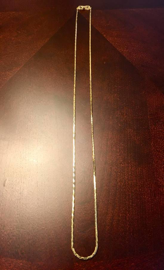 Givenchy Long Gold Necklace Size ONE SIZE - 3