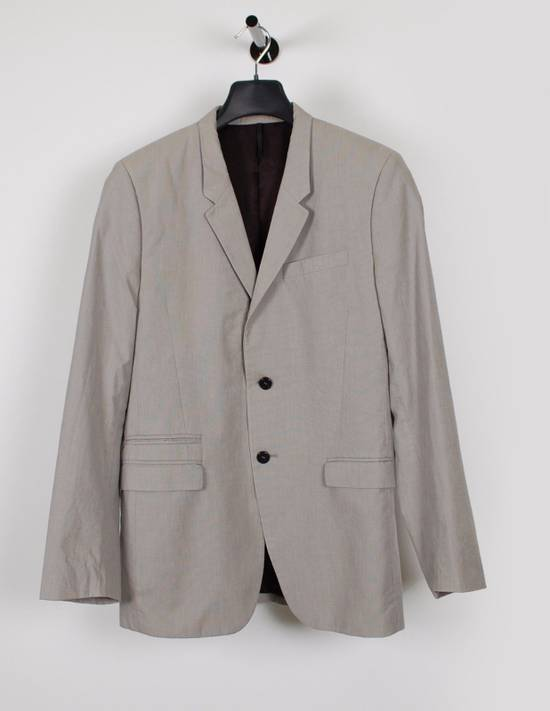 Givenchy Original Givenchy Grey Men Blazer Jacket in size 48 Size US M / EU 48-50 / 2