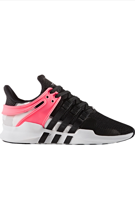 free shipping e631f d77a1 Adidas EQT support adv core black white turbo