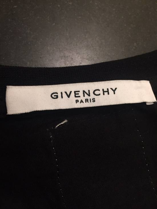 Givenchy Striped Paneled Tee Size US M / EU 48-50 / 2 - 4